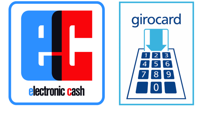 Electronic Cash - Girocard - Kartenzahlung